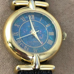 Vintage Elegant Givenchy Paris Opalescence Watch